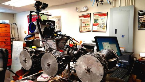 Sooner rover research preps for second round of testing