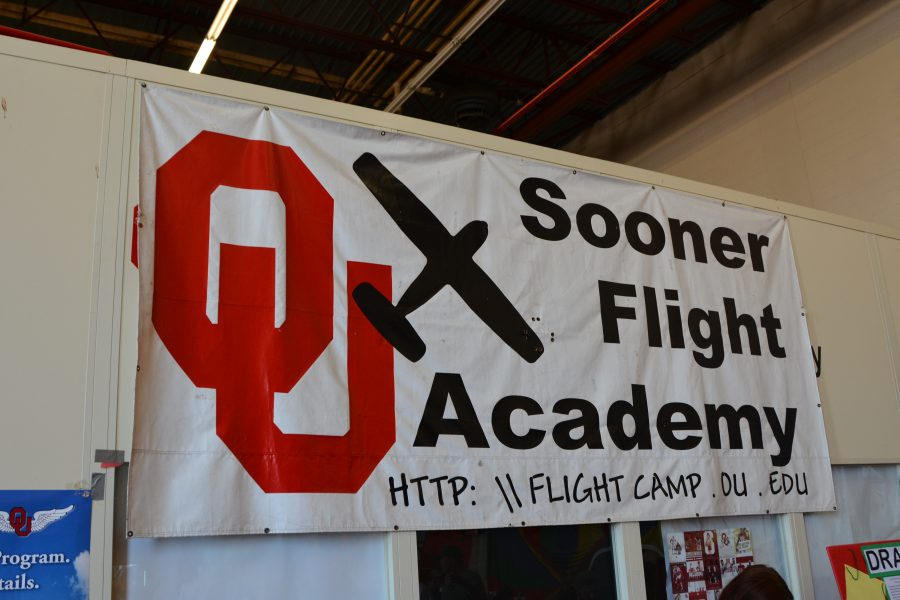 Sooner+Flight+Academy+Partners+with+AOPA+at+Aviation+Festival