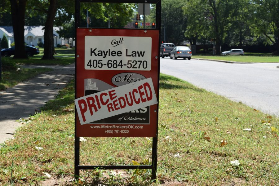 Norman property owners are forced to reduce prices of their homes in order to remain competitive within the market.