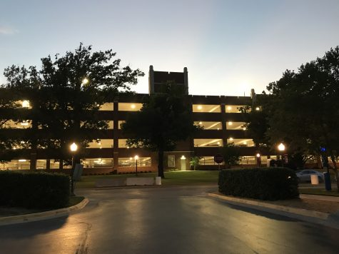 Students Fed Up with Jenkins Parking Garage