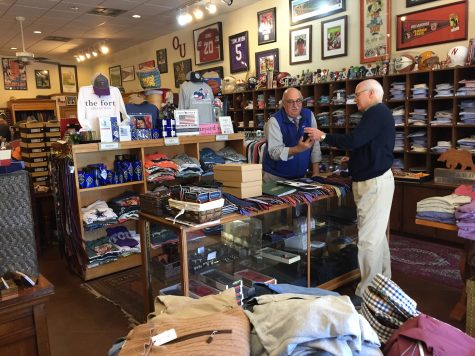 Fort Worth, Texas business owner stretches his threads into Oklahoma