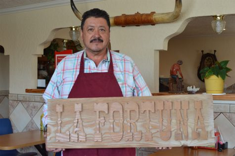 Restaurant owner has made family his business
