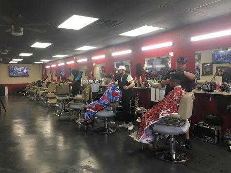 Barbershop Ran by Attraction