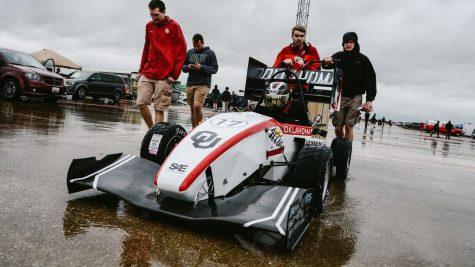 Sooner Racing Team prepares for meet in Texas