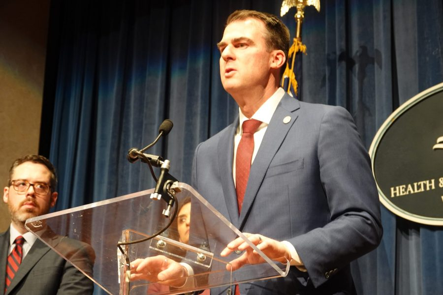 Stitt announces SoonerCare 2.0 and support for Trump's Healthy Adult Opportunity initiative