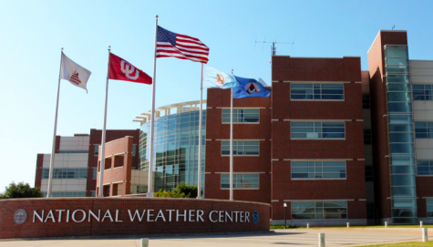 The Radar Operations Center, located at the National Weather Center (pictured) in Norman, Okla., coordinates meteorological and engineering support for 122 weather forecasting offices across the US. Photo courtesy University of Oklahoma