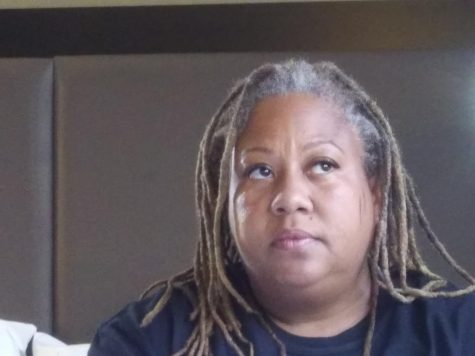 Rev. T. Sheri Dickerson, head of Black Lives Matter OKC, reflects on the shooting of Jacob Blake and the case of Julius Jones. Jessie Smith/Gaylord News