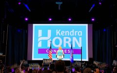 "Navigation to Story: ""We're not done yet"" Kendra Horn announces in concession"
