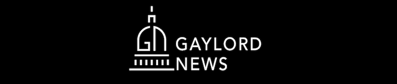 Gaylord News, a news service of the University of Oklahoma Gaylord College.