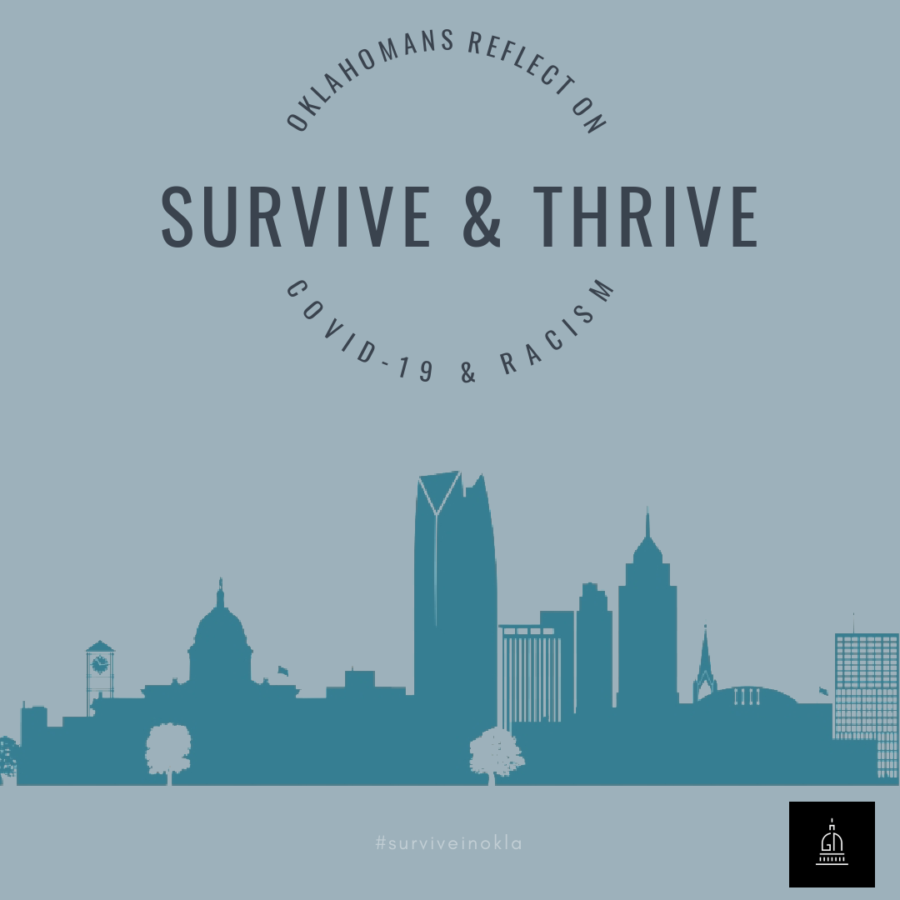 With+New+Podcast%2C+OU+Professors+and+Students+Share+How+Oklahomans+%E2%80%98Survive+and+Thrive%E2%80%99