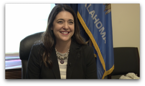 Stephanie Bice reflects on tumultuous first 100 days