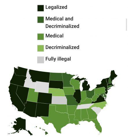Congress taking steps to lift marijuana restrictions