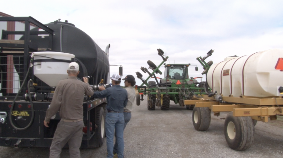 Farmers fear feds could be making it more difficult again for them to work their land in the search to protect clean water.  (Will Blessing/Gaylord News)