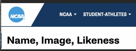 NCAA ruled that athletes can be compensated for their name, image and likeness. Photo Courtesy of NCAA.